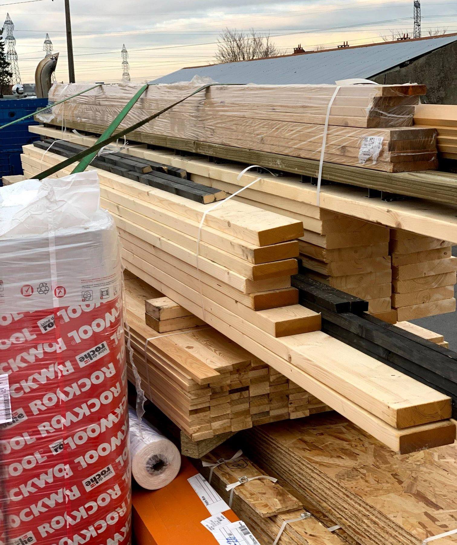 transport mon extension bois