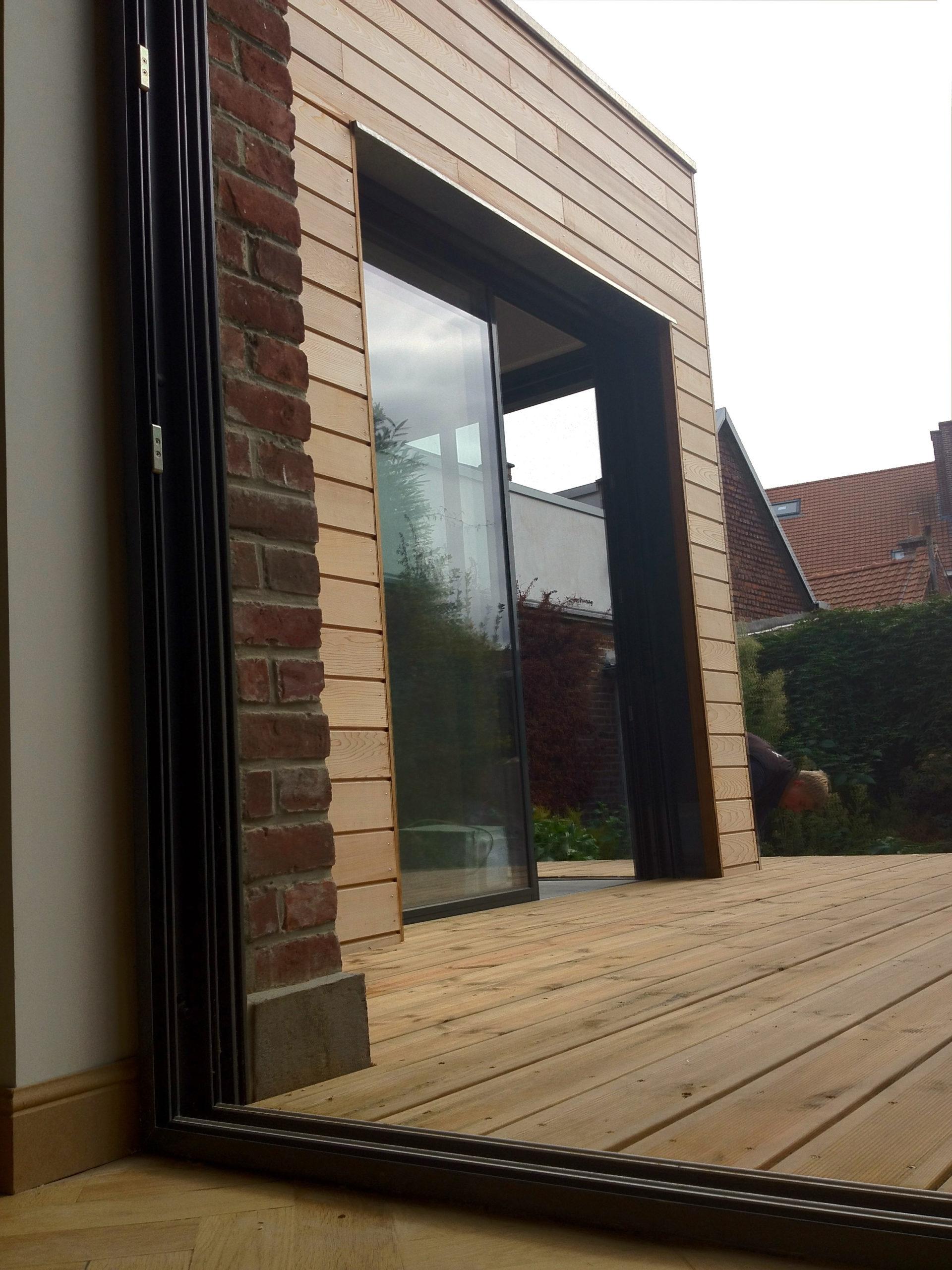 vente kit extension bois par mon extension bois